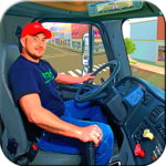 In Truck Driving: Euro new Truck 2020 2.2 APK (MOD, Unlimited Money)