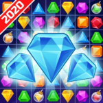 Jewel Crush 2020 – Match 3 Puzzle 1.0 APK (MOD, Unlimited Money)