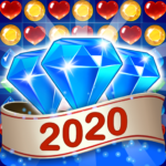 Jewel & Gem Blast – Match 3 Puzzle Game 2.5.6 APK (MOD, Unlimited Money)