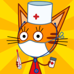 Kid-E-Cats Animal Doctor Games for Kids・Pet Doctor 1.8.5APK (MOD, Unlimited Money)