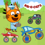 Kid-E-Cats: Kids racing. Monster Truck 1.1.3 APK (MOD, Unlimited Money)