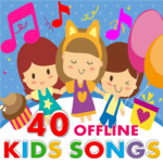 Kids Songs – Best Offline Nursery Rhymes 1.4.1 APK (MOD, Unlimited Money)
