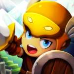 Kinda Heroes: The cutest RPG ever! 1.86 APK (MOD, Unlimited Money)