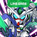 LINE: Gundam Wars! Newtype battle! All the MSes! 6.5.0  APK (MOD, Unlimited Money)