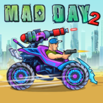 Mad Day 2: Shoot the Aliens 2.0 APK (MOD, Unlimited Money)