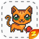 Magic Cross Stitch: Color Pixel Art 2.9.1  APK (MOD, Unlimited Money)