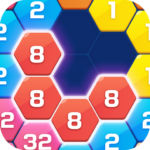 Merge  Block Puzzle – 2048 Hexa 1.4.6 APK (MOD, Unlimited Money)