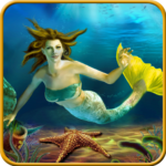 Mermaid simulator 3d game – Mermaid games 2020 2.5 APK (MOD, Unlimited Money)