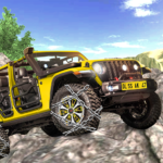 Off-Road 4×4 jeep driving Simulator : Jeep Racing 1.0 APK (MOD, Unlimited Money)