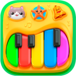 Piano for babies and kids 1.3 APK (MOD, Unlimited Money)