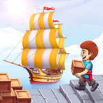 Pocket Ships Tap Tycoon: Idle Seaport Clicker 0.6.1 APK (MOD, Unlimited Money)