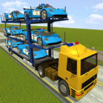 Police Car Transporter Simulator: Truck Driving 3d 2.7 APK (MOD, Unlimited Money)