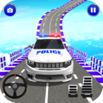 Police Spooky Jeep Stunt Game: Mega Ramp 3D 1.0 APK (MOD, Unlimited Money)