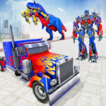 Police Truck Robot Game – Transforming Robot Games 1.1.7 (MOD, Unlimited Money)