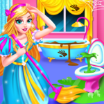 Princess Castle House Cleanup – Cleaning for Girls 1.3 APK (MOD, Unlimited Money)