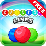 Rainbow Lines 1.3.11  APK (MOD, Unlimited Money)