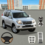 Real Prado Car Parking Games 3D: Driving Fun Games 2.0.080 APK (MOD, Unlimited Money)