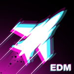 Rhythm Flight: EDM Music Game 0.8.4 APK (MOD, Unlimited Money)