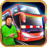Road Driver: Free Driving Bus Games – Top Bus Game 1.0 APK (MOD, Unlimited Money)