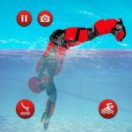 Robot Water Slide 1.0.11 APK (MOD, Unlimited Money)