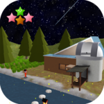 Room Escape Game: The starry night and fireflies 1.0.8  APK (MOD, Unlimited Money)