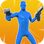 Slow Bullets – Slow Motion Action Shooter 0.6 APK (MOD, Unlimited Money)
