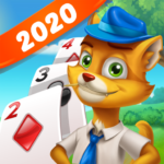 Solitaire: Forest Rescue TriPeaks 2.0.37  APK (MOD, Unlimited Money)