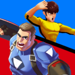 Superhero Captain X vs Kungfu Lee 1.2.9.1 APK (MOD, Unlimited Money)