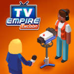 TV Empire Tycoon – Idle Management Game 1.0  APK (MOD, Unlimited Money)