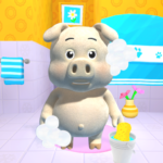 Talking Piggy 2.19 APK (MOD, Unlimited Money)