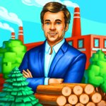 Timber Tycoon – Factory Management Strategy 1.1.0 APK (MOD, Unlimited Money)