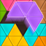 Triangle Tangram 1.66 APK (MOD, Unlimited Money)