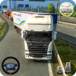 US Heavy Modern Truck: Grand Driving Simulator 3D 1.0 APK (MOD, Unlimited Money)