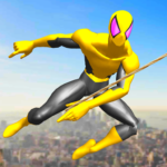 Vice City Spider Rope Hero Powers- Free games 2020 1.0.1 APK (MOD, Unlimited Money)