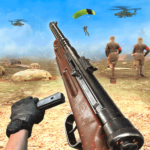 World War Survival Heroes:WW2 FPS Shooting Games 3.1.1 APK (MOD, Unlimited Money)