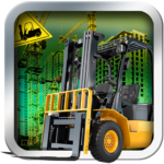Airport Forklift Driving Heavy Machinery Sim 3D 1.4 APK (MOD, Unlimited Money)