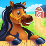 Animal Farm for Kids. Toddler games. 2.0.18 APK (MOD, Unlimited Money)