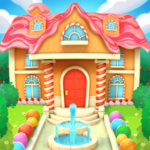 Candy Manor – Home Design 17.0 APK (MOD, Unlimited Money)