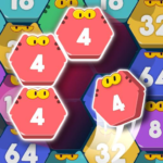 Cat Cell Connect – Merge Number Hexa Blocks 1.2.1  APK (MOD, Unlimited Money)