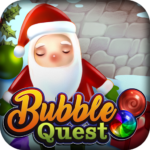 Christmas Bubble Shooter: Santa Xmas Rescue 1.0.24  APK (MOD, Unlimited Money)