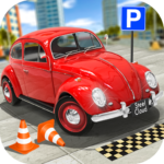Classic Car Parking Real Driving Test 1.7.9 APK (MOD, Unlimited Money)