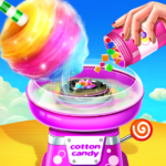 💜Cotton Candy Shop – Cooking Game🍬 6.5.5052 APK (MOD, Unlimited Money)
