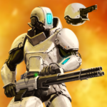 CyberSphere: TPS Online Action-Shooting Game 2.17.64 APK (MOD, Unlimited Money)