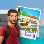 Dream Holiday – Travel home design game 1.2.0 APK (MOD, Unlimited Money)