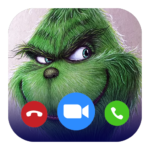 Fake call for the Grinch 2021 1 APK (MOD, Unlimited Money)
