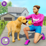 Family Pet Dog Home Adventure Game 1.2.6  APK (MOD, Unlimited Money)