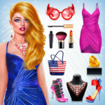 Fashion Games – Dress up Games, Stylist Girl Games 1.1 APK (MOD, Unlimited Money)