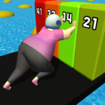 Fat Pusher 1.22  APK (MOD, Unlimited Money)