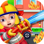 Firefighters Fire Rescue Kids – Fun Games for Kids 1.0.13  APK (MOD, Unlimited Money)