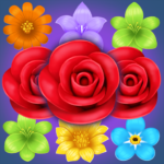 Flower Match Puzzle 1.2.2 APK (MOD, Unlimited Money)